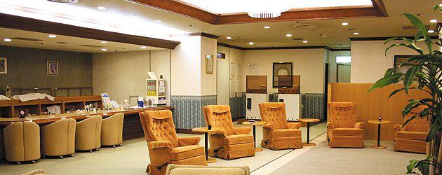 グランドホテル浜松のフイットネスクラブ 『ブラウンコート』